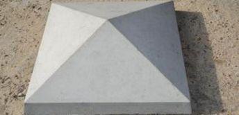 Накрывной элемент на столб 470х470 мм