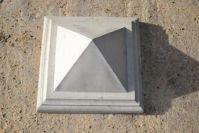Накрывной элемент на столб 420х420