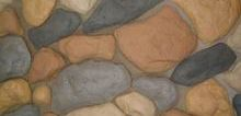 "Фасадный камень ""Галька"""